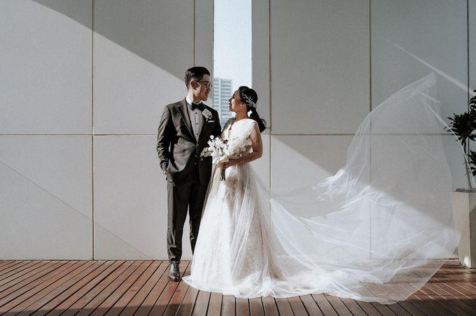 Kevin and Yumilia Wedding by ARTH Studio - 005