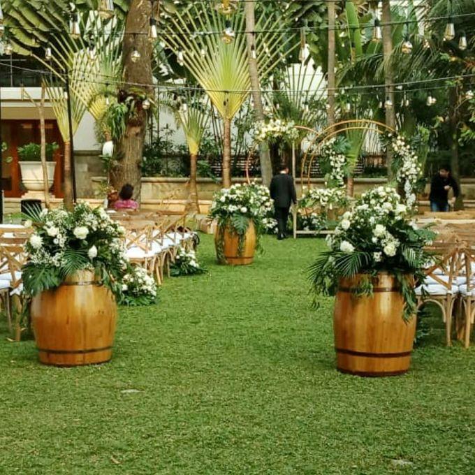 Garden party at Dharmawangsa Jakarta by CITTA Wedding - 015