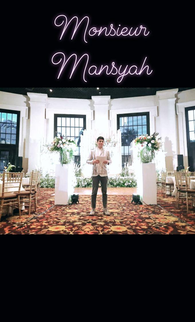 MC for all premium & prestige events by MC Mansyah - Premium & Bilingual MC - 021