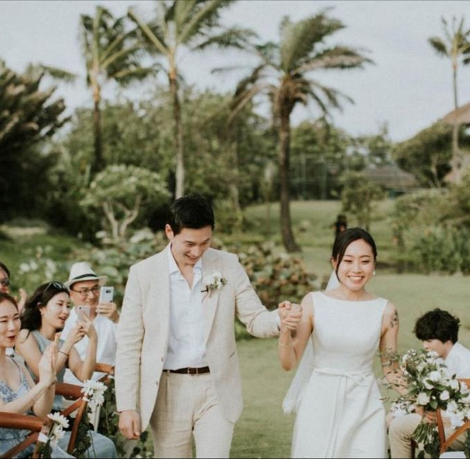 From the korean wedding of Valentina by D BRIDE - 007