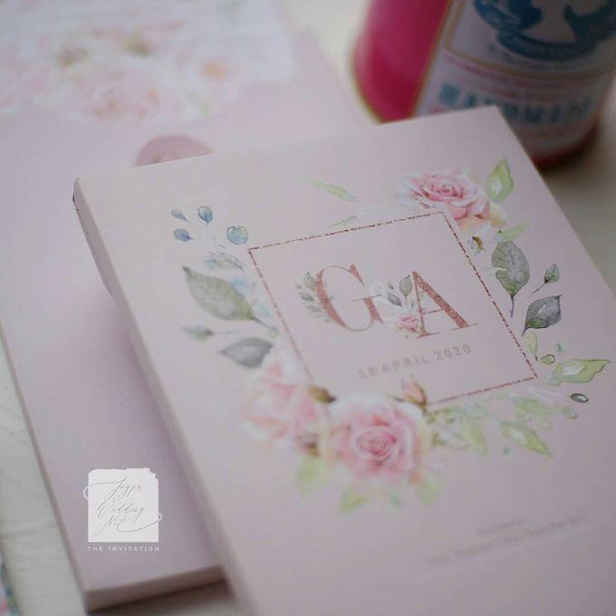 Invitation Mix Mirror - GITA & ARIS by Jogja Wedding Net - 002