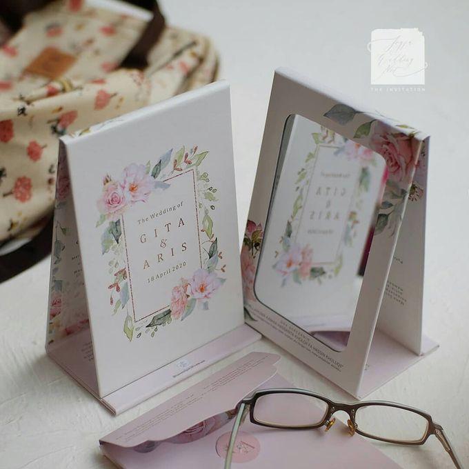 Invitation Mix Mirror - GITA & ARIS by Jogja Wedding Net - 006