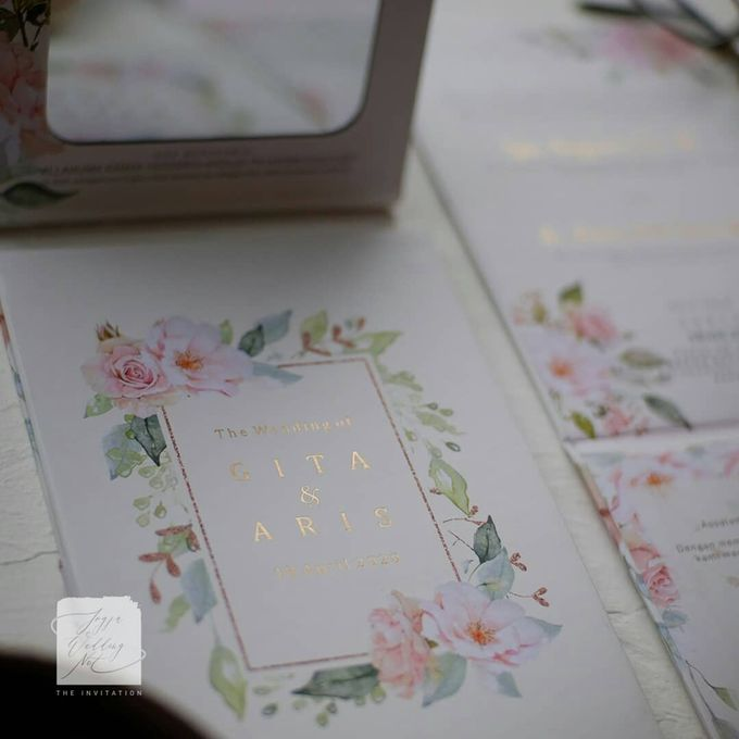 Invitation Mix Mirror - GITA & ARIS by Jogja Wedding Net - 005