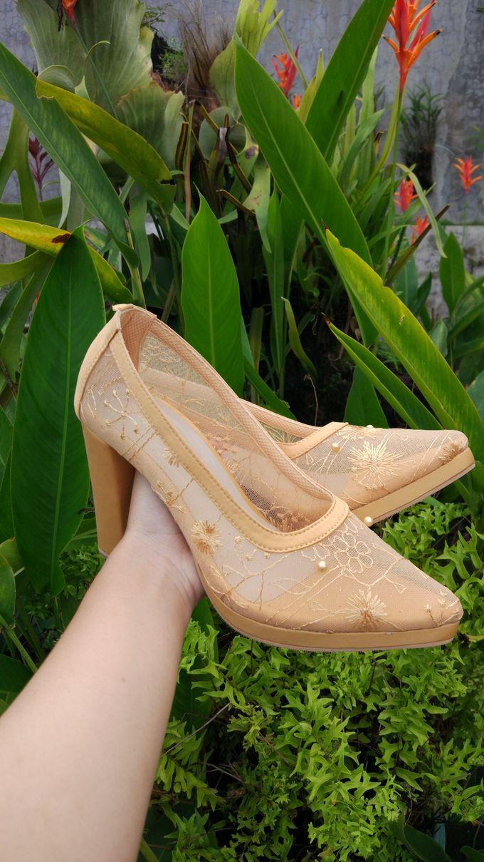 Platform Heels Wedding Shoes by Simply Happy - 004