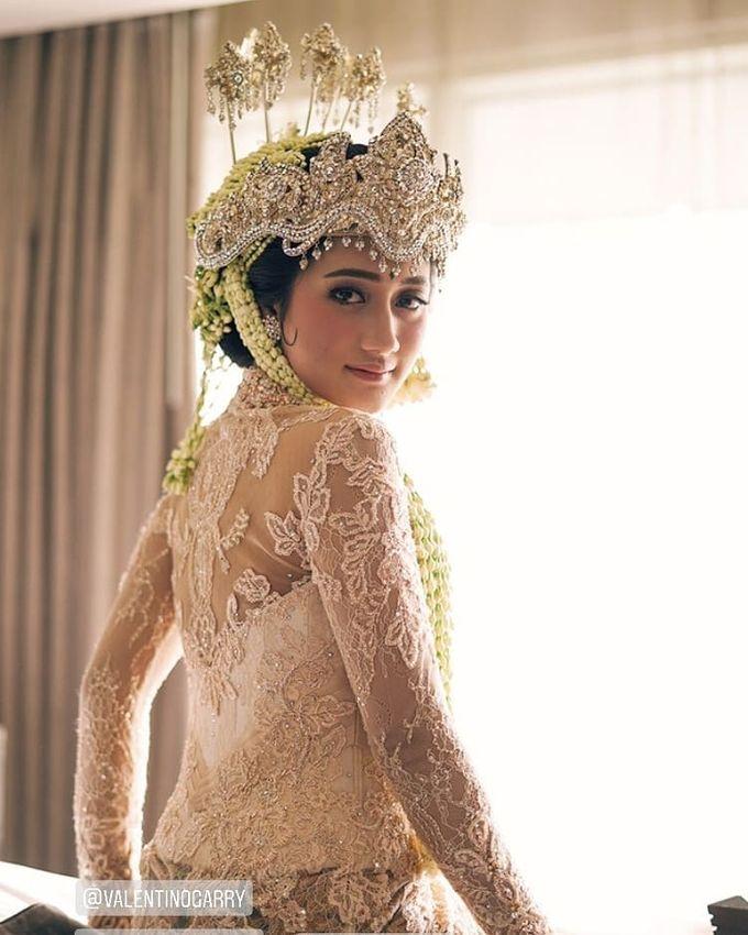 Acara Pernikahan Harvi & Yulan by Fleur by Raja - 004