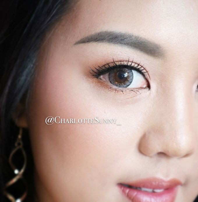 Bohemian makeup by Charlotte Sunny - 008