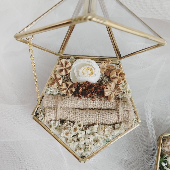 Ring box by Seserahan Darihati - 044