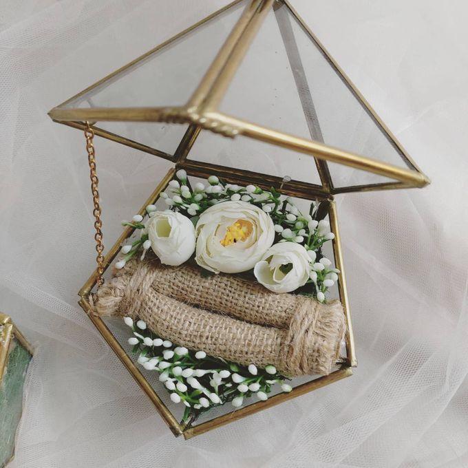 Ring box by Seserahan Darihati - 046