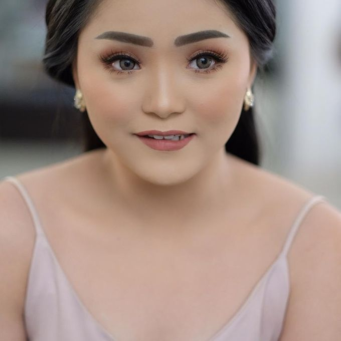 Photoshoot and Wedding Galery by KIN NUMBER BEAUTY LOUNGE & STUDIO - 003