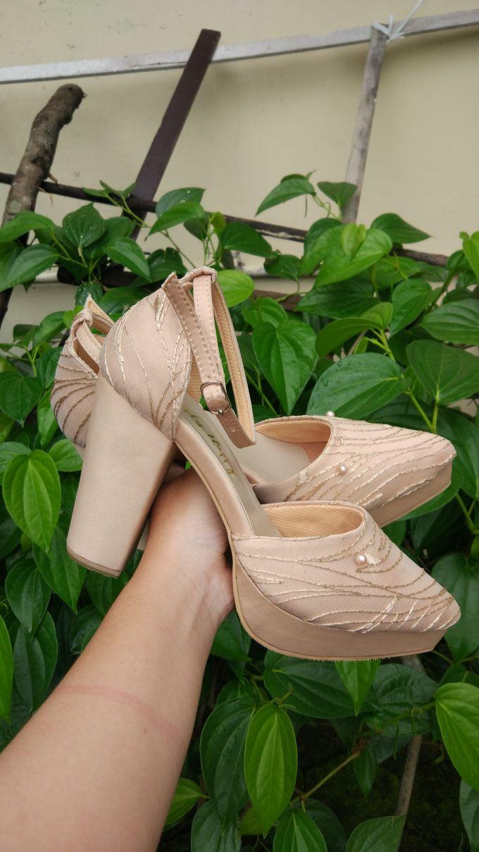 Platform Heels Wedding Shoes by Simply Happy - 002