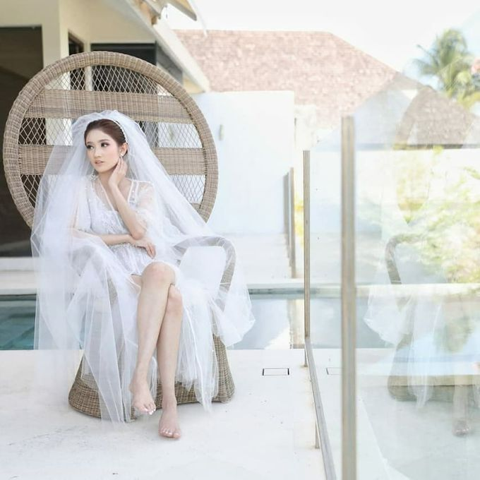 The Wedding Of Ferry & Chika by Treesia Makeup Artist - 015
