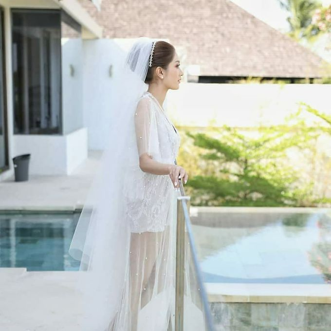 The Wedding Of Ferry & Chika by Treesia Makeup Artist - 011