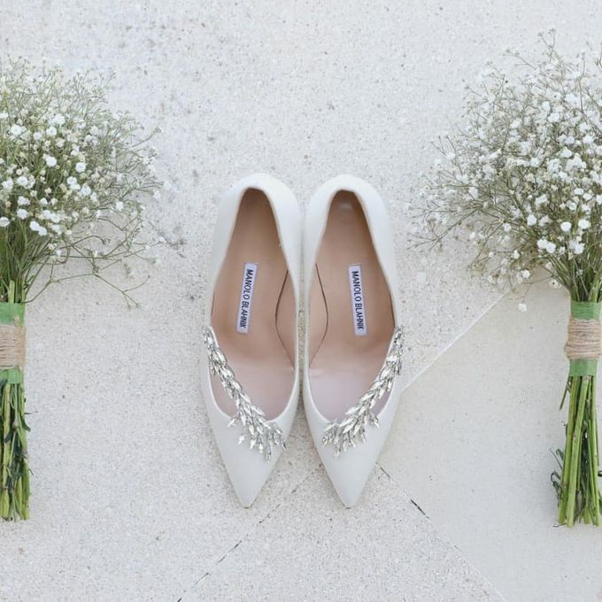 The Wedding Of Ferry & Chika by Treesia Makeup Artist - 003