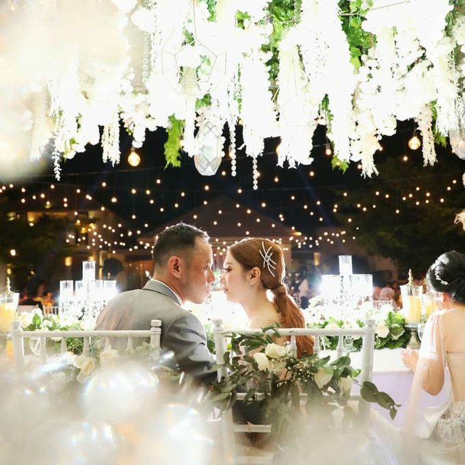 The Wedding Of Ferry & Chika by Treesia Makeup Artist - 002