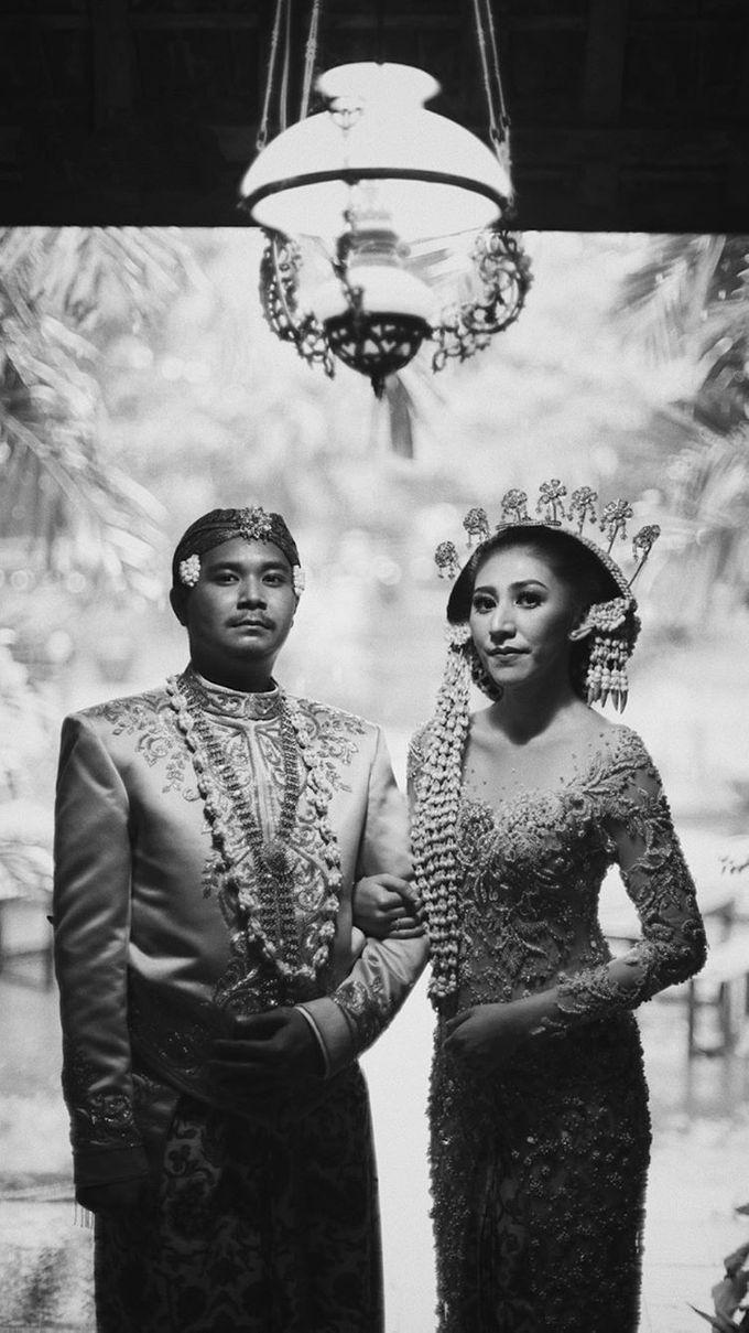 Acara Pernikahan Okta Vida by D'soewarna Wedding Planning - 048