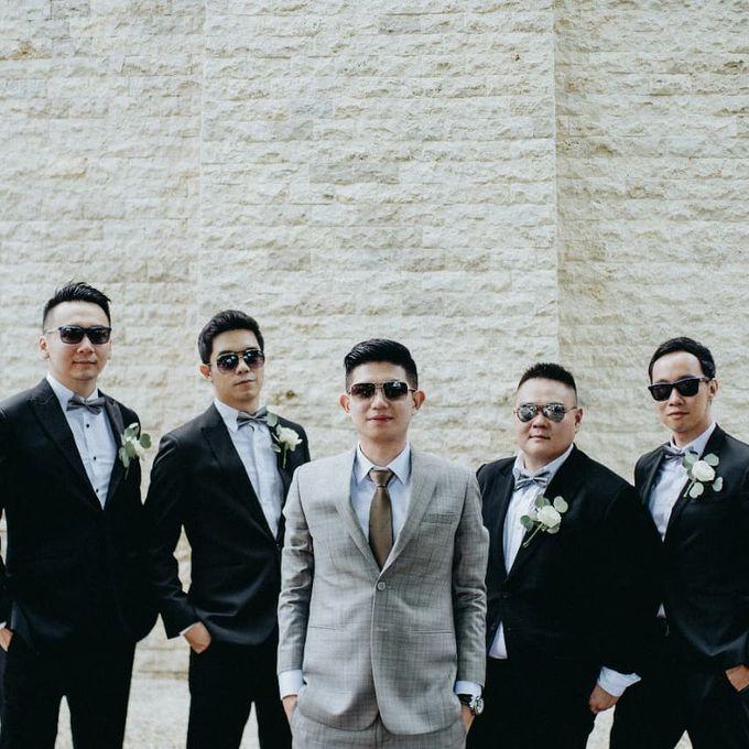 The Wedding Of Steven & Caroline by Hian Tjen - 004