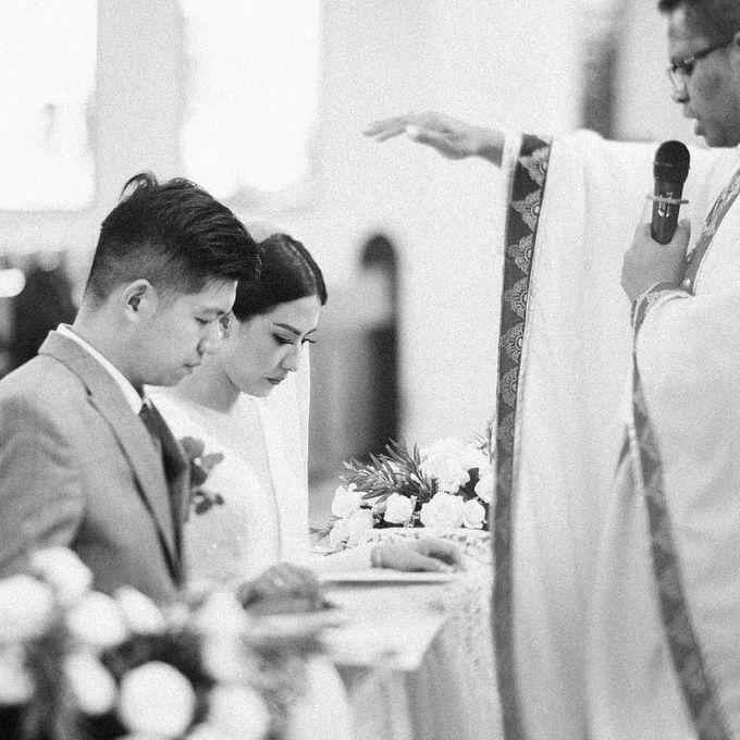 The Wedding Of Steven & Caroline by Hian Tjen - 007