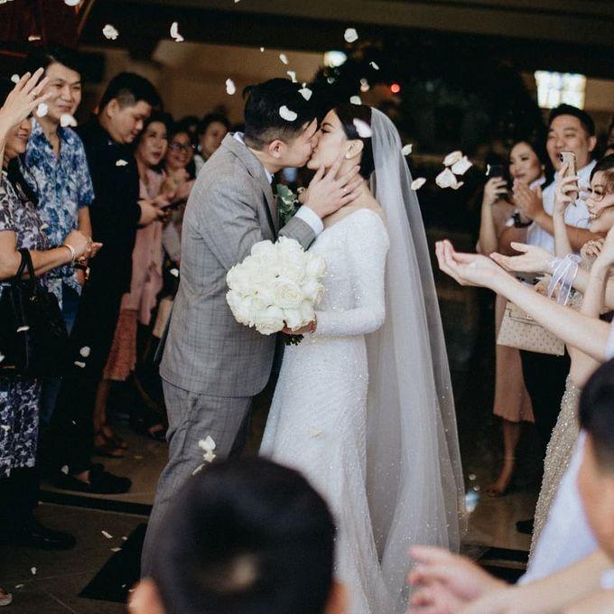 The Wedding Of Steven & Caroline by Hian Tjen - 003