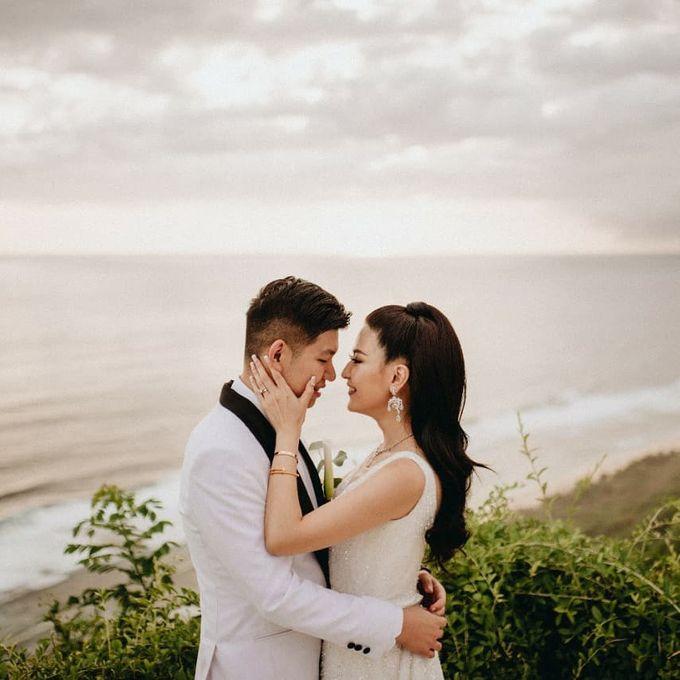 The Wedding Of Steven & Caroline by Hian Tjen - 008