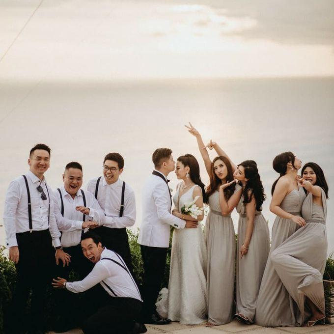 The Wedding Of Steven & Caroline by Hian Tjen - 006