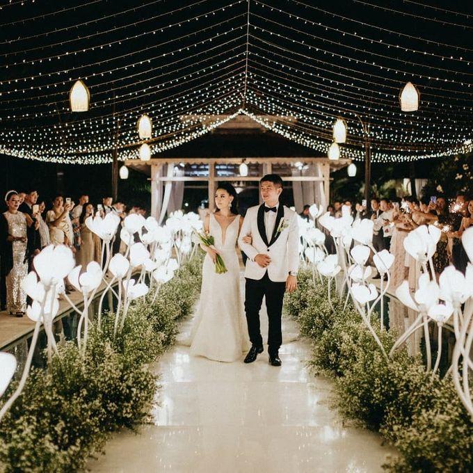 The Wedding Of Steven & Caroline by Hian Tjen - 012