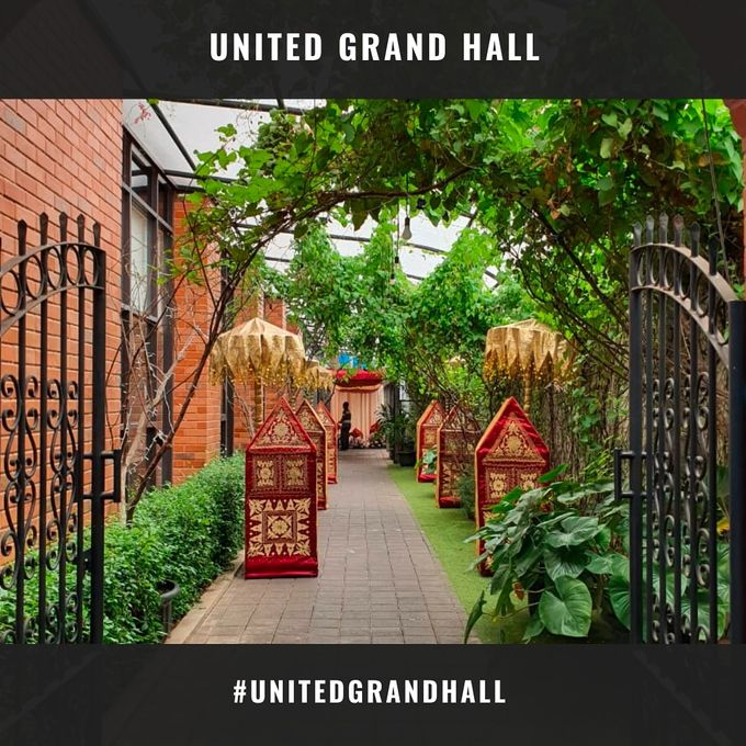DITA & ANGGIT WEDDING by United Grand Hall - 008