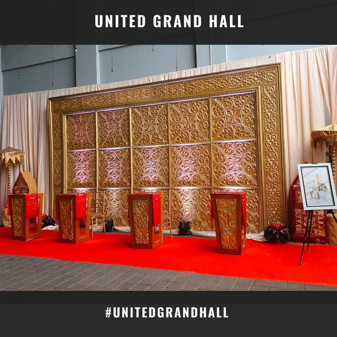 DITA & ANGGIT WEDDING by United Grand Hall - 007