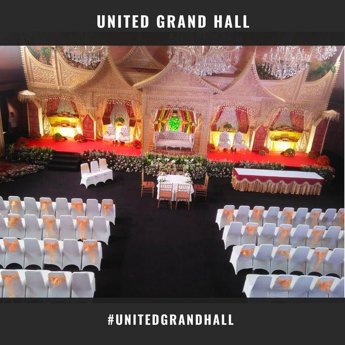 DITA & ANGGIT WEDDING by United Grand Hall - 005