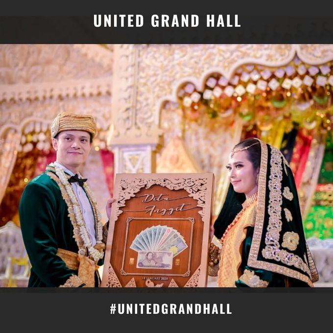 DITA & ANGGIT WEDDING by United Grand Hall - 002