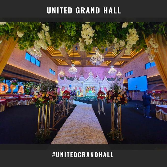 DITA & ANGGIT WEDDING by United Grand Hall - 004