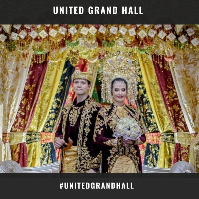 DITA & ANGGIT WEDDING by United Grand Hall - 006
