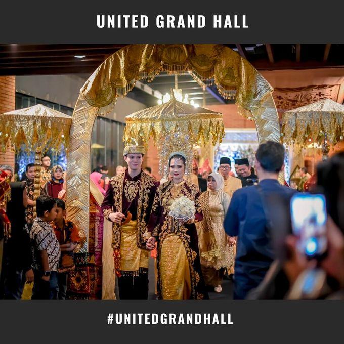 DITA & ANGGIT WEDDING by United Grand Hall - 003