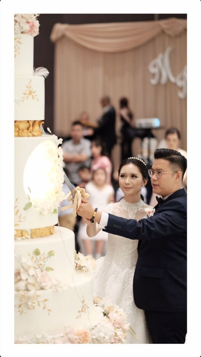 Wedding Of Michael & Meri by FIVE Seasons WO - 003