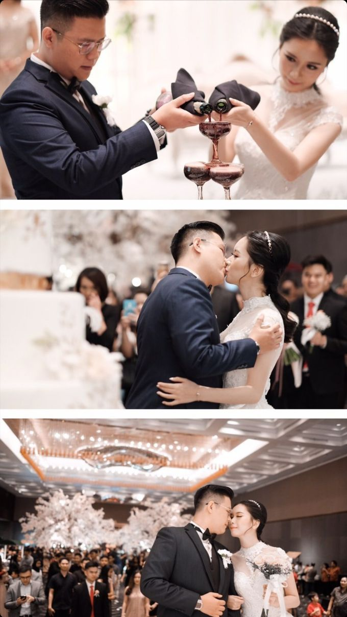 Wedding Of Michael & Meri by FIVE Seasons WO - 002