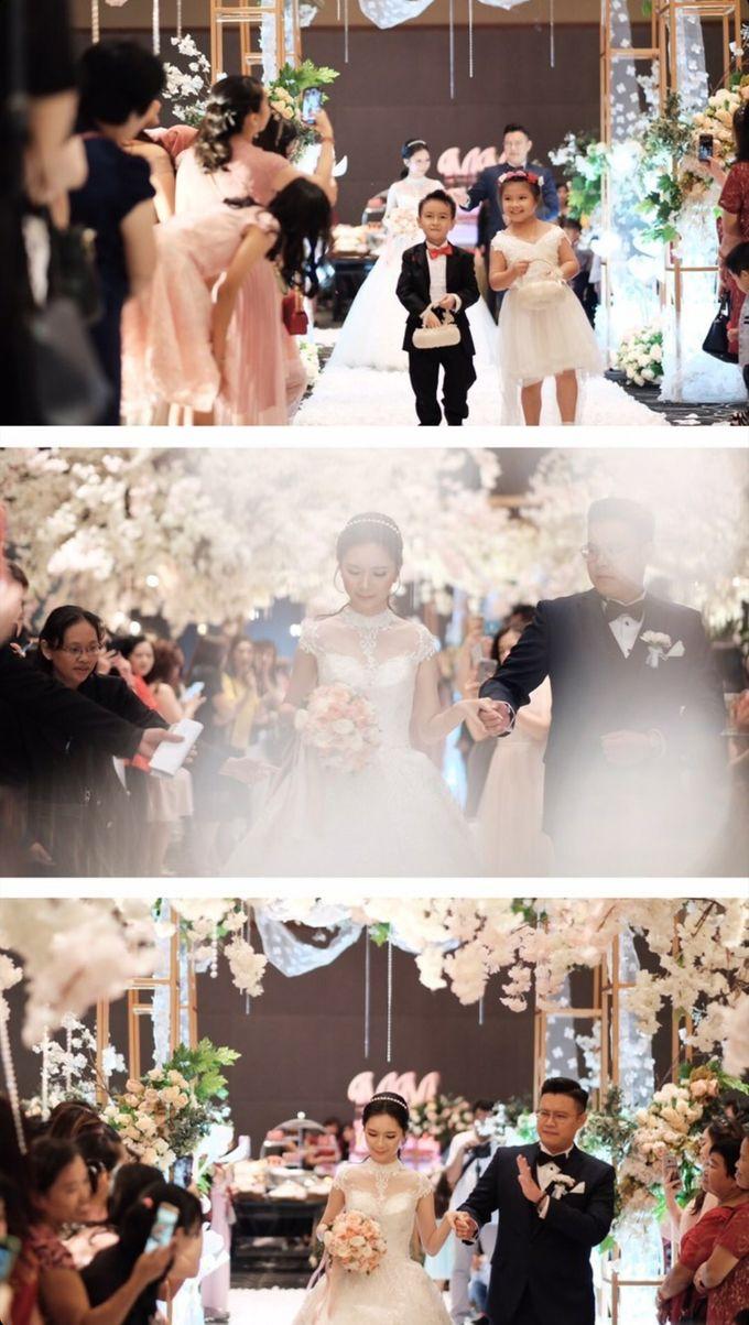 Wedding Of Michael & Meri by FIVE Seasons WO - 014