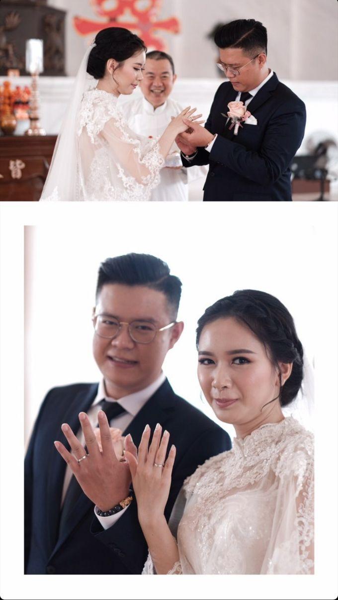 Wedding Of Michael & Meri by FIVE Seasons WO - 015