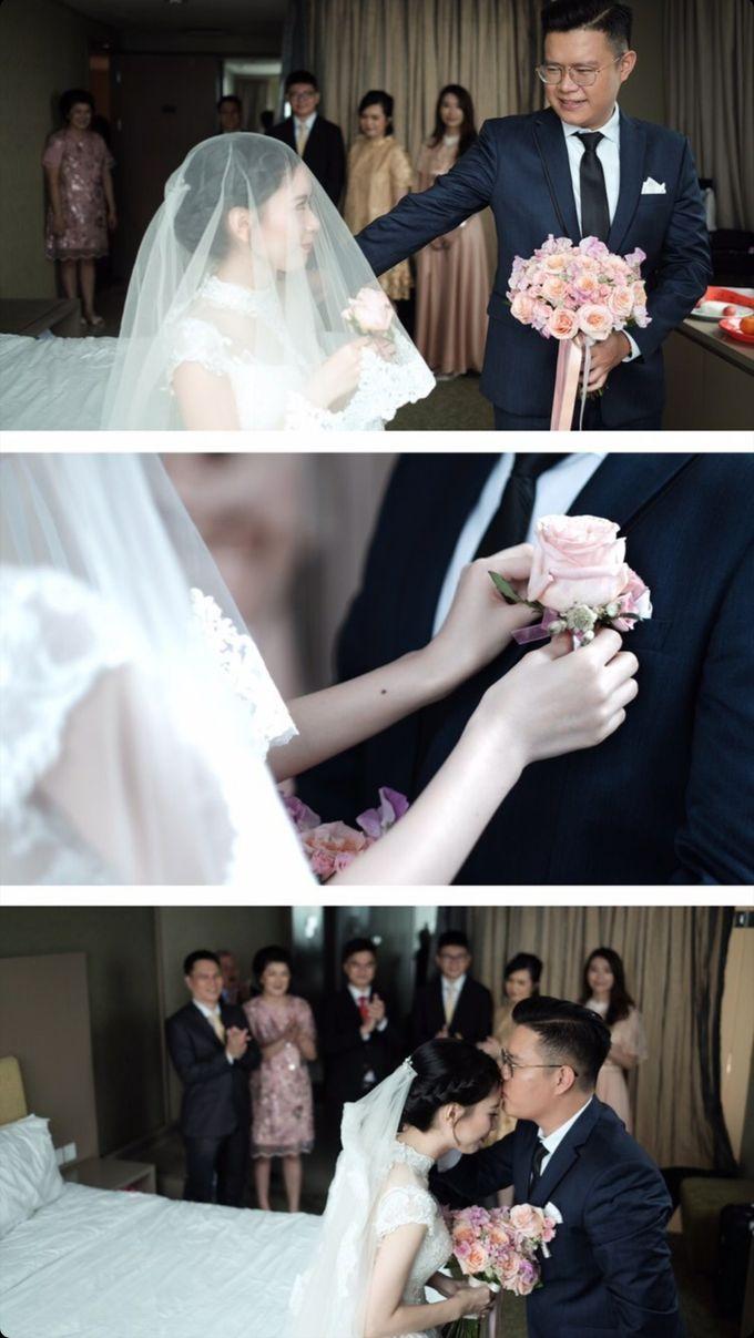 Wedding Of Michael & Meri by FIVE Seasons WO - 017