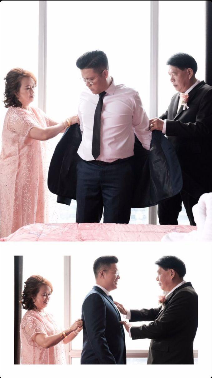 Wedding Of Michael & Meri by FIVE Seasons WO - 018