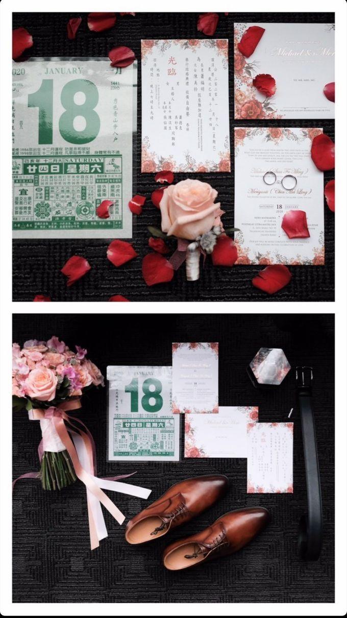 Wedding Of Michael & Meri by FIVE Seasons WO - 006