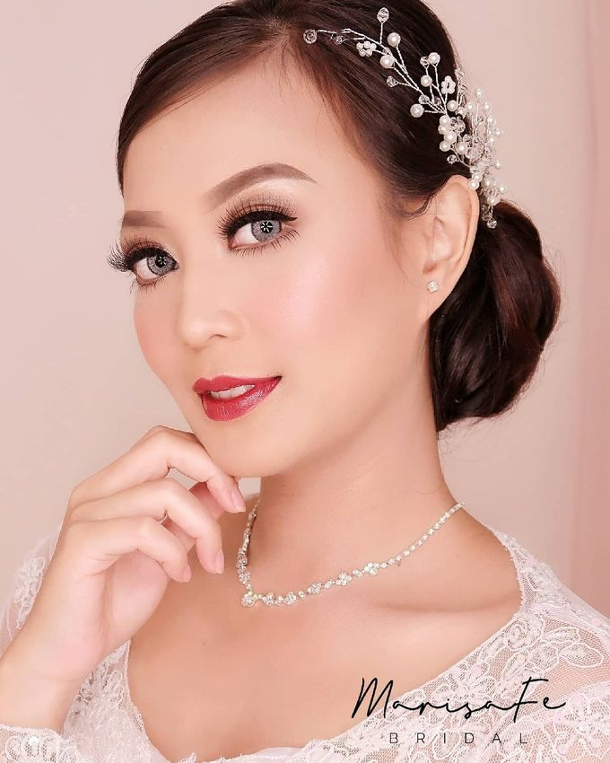Traditional Bride by MarisaFe Bridal - 001