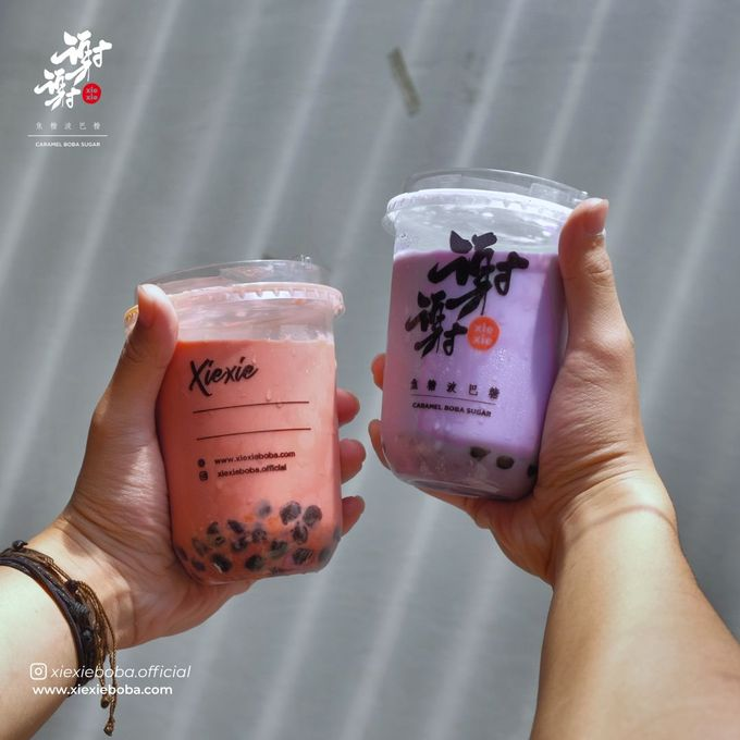 Loved by Customers by Xie Xie Boba - 003