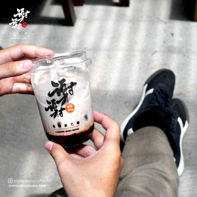 Loved by Customers by Xie Xie Boba - 009
