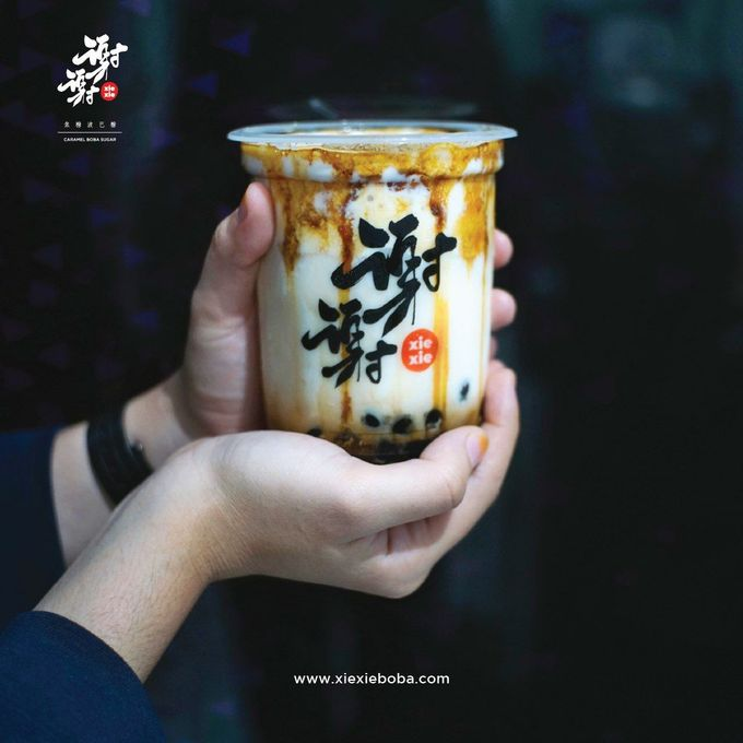 Loved by Customers by Xie Xie Boba - 002
