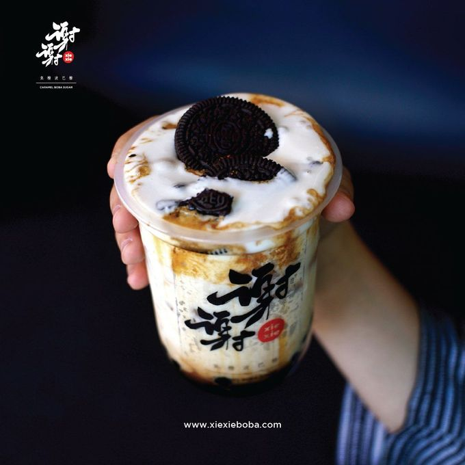Loved by Customers by Xie Xie Boba - 015