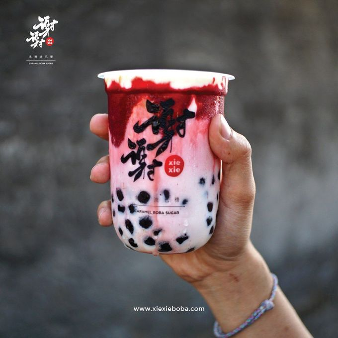 Loved by Customers by Xie Xie Boba - 010