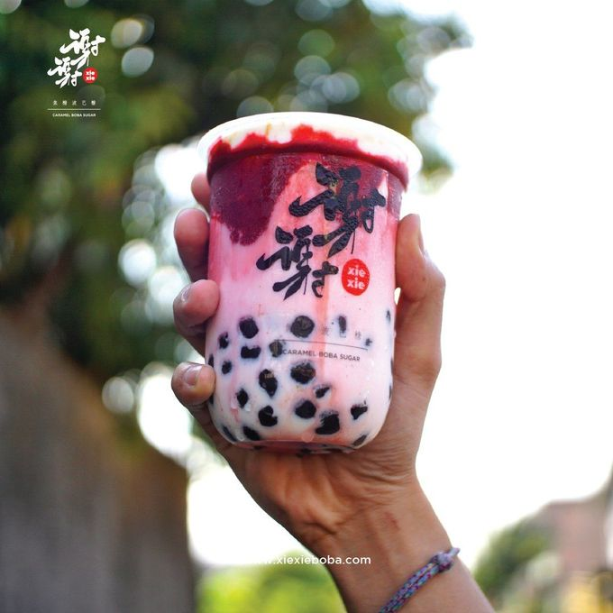 Loved by Customers by Xie Xie Boba - 004