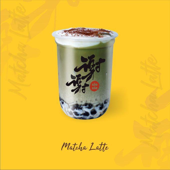 Xie Xie Boba Menu by Xie Xie Boba - 004