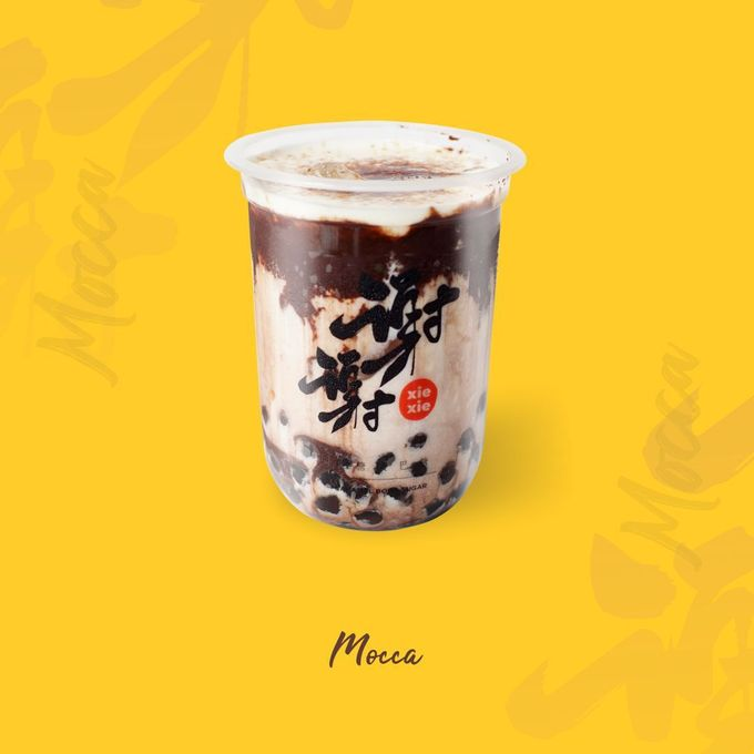 Boba Menu by Xie Xie Boba - 010