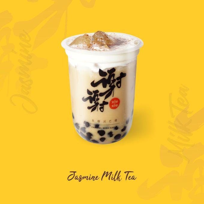 Xie Xie Boba Menu by Xie Xie Boba - 003
