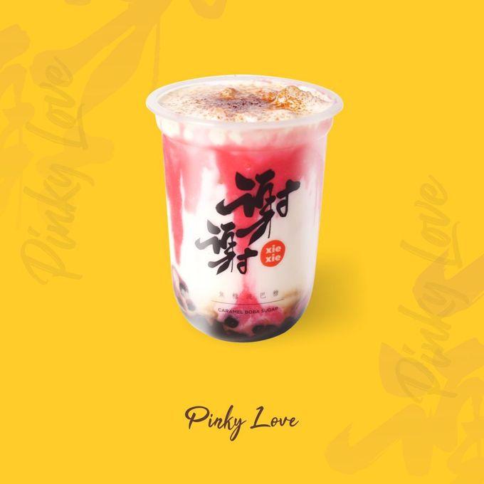 Boba Menu by Xie Xie Boba - 005